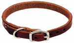 Coastal Pet Products 02104 B LAT16 Dog Collar, Leather, 1/2 x 16-In.