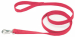 Coastal Pet Products 02906 B RED06 Dog Leash, 2-Ply, Red Nylon, 1-In. x 6-Ft.