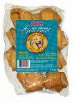 Ims Trading 10011 Gourmet Dog Treats, Rawhide Bone, 4-5-In., 4-Pk.