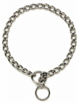 Coastal Pet Products 05525 A G2520 Dog Collar, Chain, 20-In.
