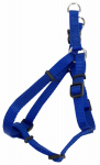 Coastal Pet Products 06345 A BLU16 Dog Harness, Adjustable, Blue, 3/8 x 8-12-In.