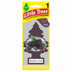 Car Freshner U1P-17343 Blackberry Clove Air Freshener