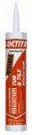 Henkel 1936461 Tub & Tile Adhesive Caulk, Clear, 10-oz. Cartridge