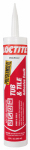 Henkel 1936464 2-In-1 Tub & Tile Caulk, White, 10-oz. Cartridge