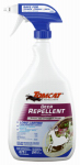 Scotts Ortho Roundup 0489010 Deer-B-Gon Deer & Rabbit Repellent, Ready-to-Use, 24-oz.