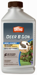 Scotts Ortho Roundup 0489310 Deer-B-Gon Deer & Rabbit Repellent, Concentrate, 32-oz.
