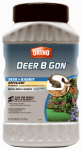 Scotts Ortho Roundup 0489410 Deer-B-Gon Deer & Rabbit Repellent, Granular, 2-Lbs.