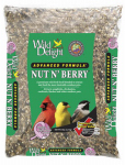 D & D Commodities 366050 Premium Wild Bird Food, Nut 'N Berry, 5-Lbs.