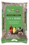 D & D Commodities 366200 Wild Bird Food, Premium Nut 'N Berry, 20-Lbs.