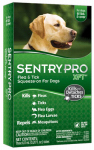 Sergeants Pet Care Prod 01846 Pro XFT Flea & Tick Treatment, For Dogs Over 60-Lbs.