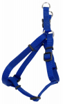 Coastal Pet Products 06645 A BLU32 Dog Harness, Adjustable, Blue, 3/4 x 20-30-In.