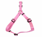 Coastal Pet Products 06645 A PKB32 Dog Harness, Adjustable, Pink, 3/4 x 20-30-In.
