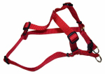 Coastal Pet Products 06945 A RED40 Dog Harness, Adjustable, Red, 1 x 26-38-In.