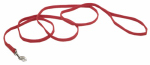 Coastal Pet Products 08506 RED06 Sunburst Dog Leash, Red Nylon, 3/8-In. x 6-Ft.