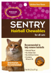 Sergeants Pet Care Prod 11230 Cat Hairball Relief, Chicken Liver Flavor, 2.5-oz.