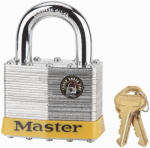 Master Lock 15DPF 2-1/2 Inch High Security 5-Pin Padlock