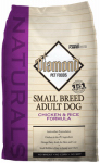American Distribution & Mfg 60827 Naturals Dog Food, Small Breed, Chicken/Rice, 6-Lbs.