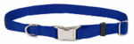 Coastal Pet Products 61901 A BLU26 Dog Collar, Adjustable, Blue Nylon, 1 x 18-26-In.