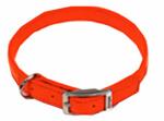 Coastal Pet Products R2903RG SOR18 Dog Collar, Safety Orange, 1 x 18-In.