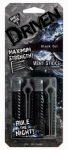 Energizer Battery 73103 Driven Car Air Freshener, Vent Stick, Titanium Rain Scent, 4-Pk.