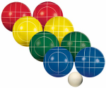 Franklin Sports Industry 13035 Advanced 90mm Bocce Set