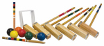 Franklin Sports Industry 50202 Croquet Set, Advanced, 6-Player