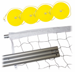 Franklin Sports Industry 13059 Volleyball Post & Net System