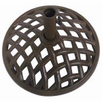 Patio Master BZB01004K01 Cast Iron Umbrella Base