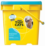 American Distribution & Mfg 01154 Cat Litter, Instant Scooping, 27-Lb. Pail
