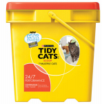 American Distribution & Mfg 02062 Cat Litter, 24/7, 27-Lb. Pail
