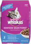 Mars Petcare Us 10096775 Cat Food, Seafood Selections, 15-Lb. Bag