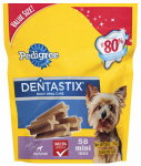 Mars Petcare Us 10144668 Dog Treats, Dentastix, For Small/Toy Dogs, 58-Ct.