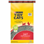American Distribution & Mfg 10720 Cat Litter, Multi-Cat, 24/7, Long Lasting Odor Control, 20-Lb. Bag