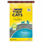 American Distribution & Mfg 10770 Cat Litter, Immediate Odor Control, 20-Lb. Bag