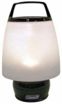 Coleman 2000009456 CPX-6 Table Lamp Lantern, White LED Lights