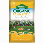 Espoma EOSR30 Organic Lawn Food, Summer Application 3, 5,000-Sq. Ft. Coverage