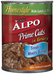 American Distribution & Mfg 12533 Dog Food, Prime Cuts Lamb/Rice, 13.2-oz. Can