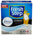 Clorox The 30623 Cat Litter, Extreme Odor Control, Scoopable, 25-Lbs.