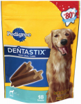 Mars Petcare Us 10145460 Dog Treats, Dentastix, For Large Dogs, 18-Ct.
