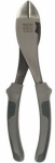 J S Products 160992 Diagonal Cutting Pliers, Straight Jaw, 7-In.