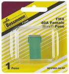Cooper Bussmann BP-FMX-40-RP Female Maxi Fuse, Green, 40A