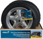 Ames Companies The SFFTCC Flat-Free Wheelbarrow Tire, 16-In.