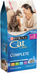 American Distribution & Mfg 17013 Cat Food, Complete, 6.3-Lb Bag