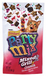 American Distribution & Mfg 23806 Cat Treats, Mixed Grill Party Mix, 2.1-oz. Pouch