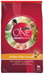 American Distribution & Mfg 47568 Dog Food, Smartblend, Chicken/Rice, 8-Lbs.