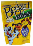 American Distribution & Mfg 53303 Dog Treats Littles, Bacon, 6-oz. Pouch