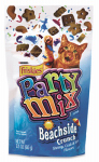 American Distribution & Mfg 57444 Cat Treats, Beachside Party Mix, 2.1-oz. Pouch