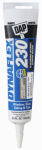 Dap 18886 Dynaflex 230 Sealant, White, Indoor & Outdoor, 5.5-oz.