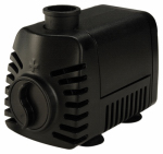 Geo Global Partners PF140 Fountain Pump, Submersible, 140-GPH At 3-Ft.
