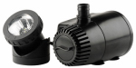 Geo Global Partners PF420ASL LED Fountain Pump, Submersible, Auto-Off, 419-GPH At 7-Ft.
